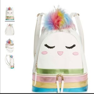 NWT Under One Sky Majestic Caticorn Backpack